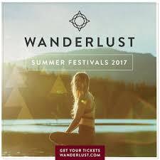 Wanderlust Summer Festivals 2017