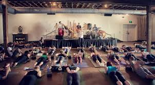 Yoga live band 1
